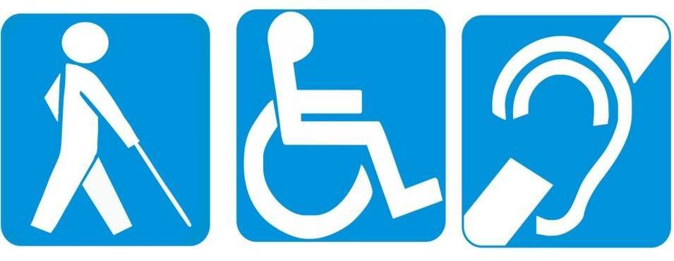 Resultado de imagem para Afinal de contas, quem é pessoa com deficiência?