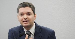 Fabiano Silveira, exonerado do cargo de ministro da Transparência, Fiscalização e Controle (Foto: Geraldo Magela/Câmara dos Deputados)