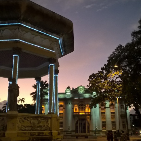 Praça Olímpio Campos